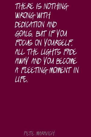 Pete Maravich's quote #4