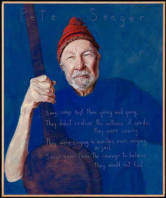 Pete Seeger quote #1
