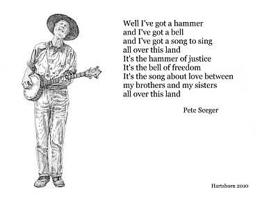 Pete Seeger quote #2