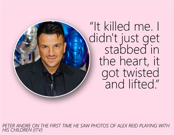 Peter Andre's quote #1