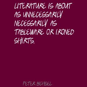 Peter Bichsel's quote #2