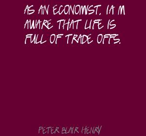 Peter Blair Henry's quote #3