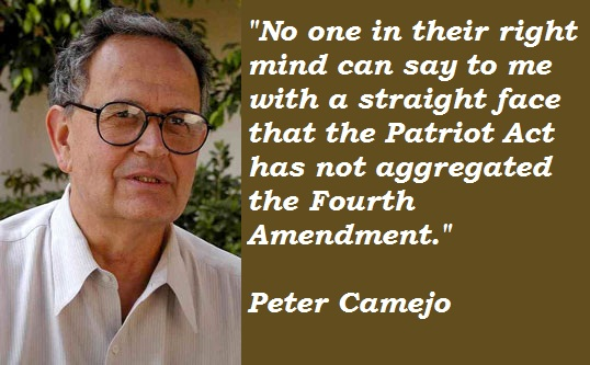 Peter Camejo's quote #2
