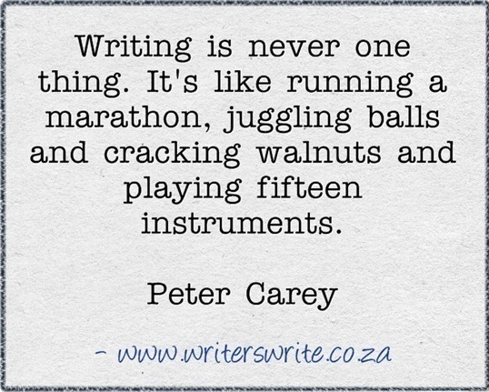 Peter Carey's quote #3