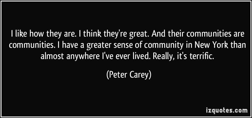 Peter Carey's quote #2
