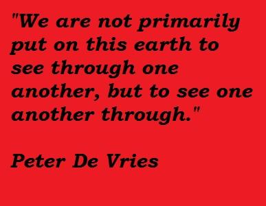 Peter De Vries's quote #5