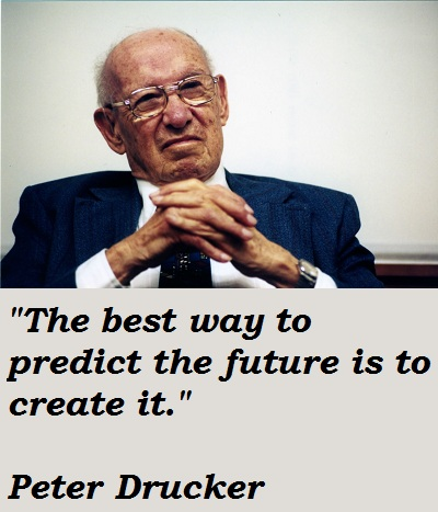 Peter Drucker's quote #7