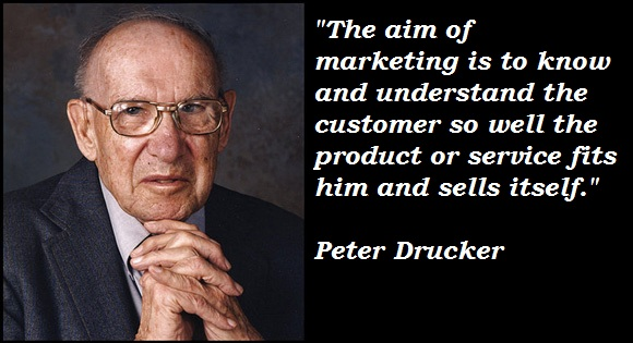 Peter Drucker's quote #4