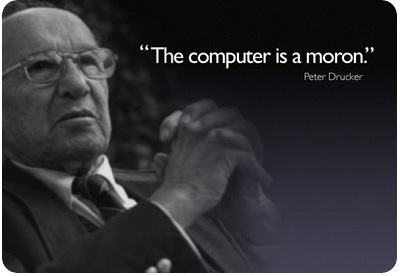 Peter Drucker's quote #5