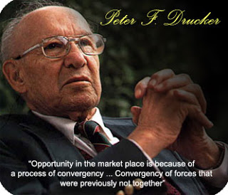 Peter Drucker's quote #2