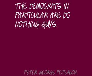 Peter George Peterson's quote #1