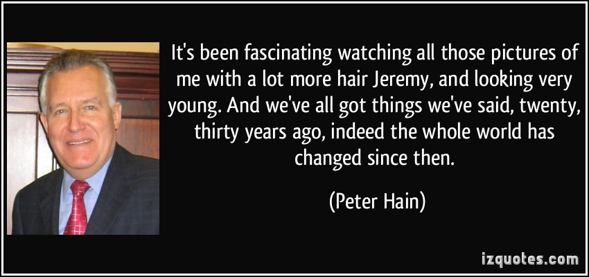 Peter Hain's quote #7