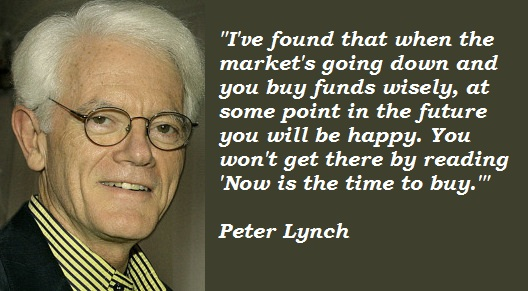Peter Lynch's quote #3