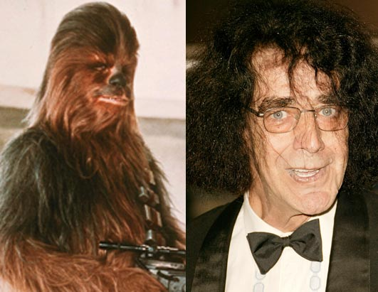 Peter Mayhew's quote #3