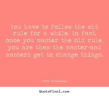 Peter McWilliams's quote #4