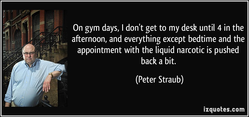 Peter Straub's quote #1