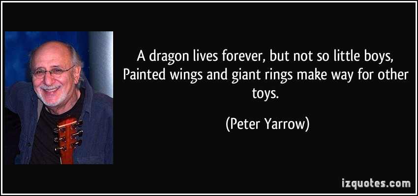 Peter Yarrow's quote #2
