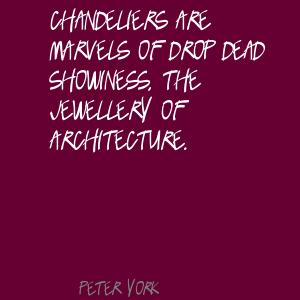 Peter York's quote #8