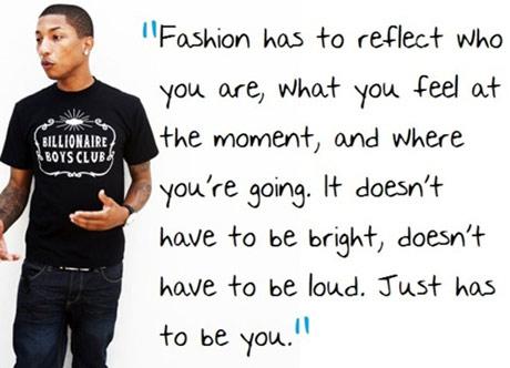 Pharrell Williams's quote #1