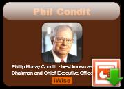 Phil Condit's quote