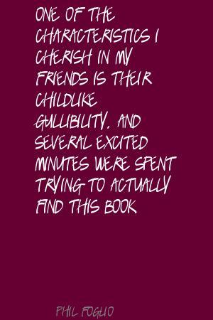 Phil Foglio's quote #4