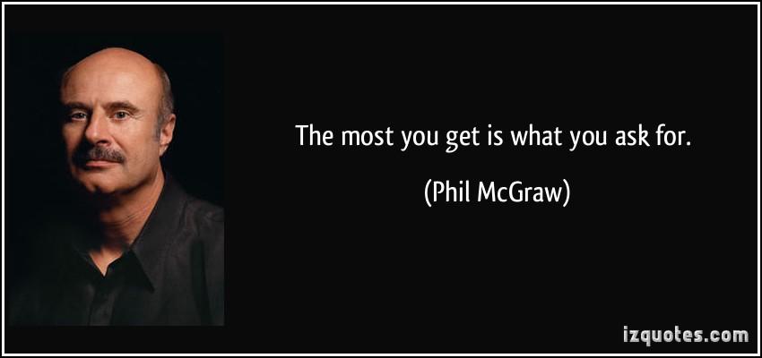 Phil McGraw's quote #4