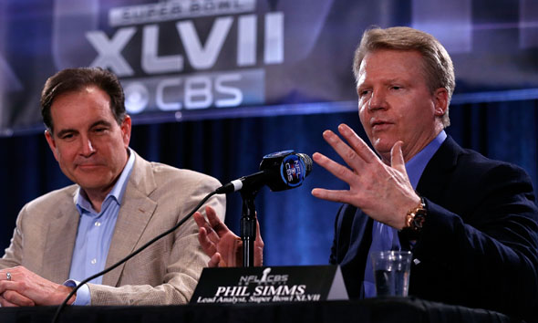 Phil Simms's quote #4