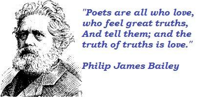 Philip James Bailey's quote #3