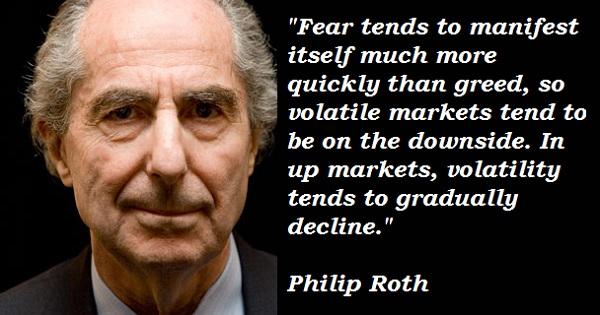 Philip Roth's quote #2