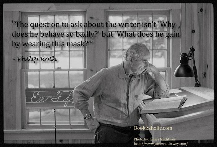 Philip Roth's quote #5