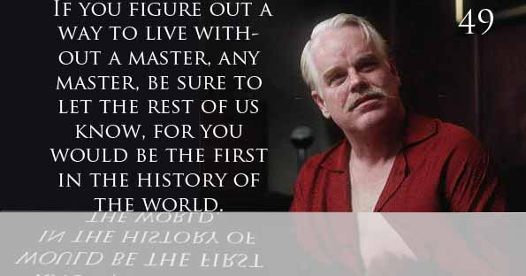 Philip Seymour Hoffman's quote #3