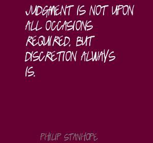 Philip Stanhope's quote #4