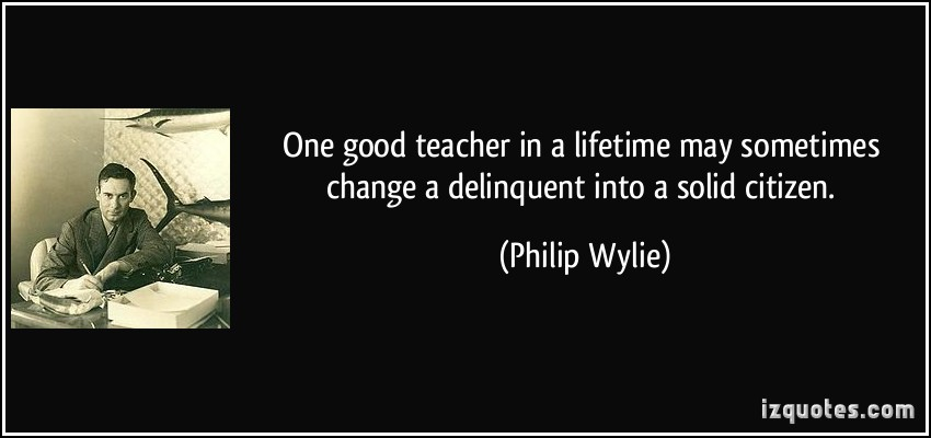 Philip Wylie's quote