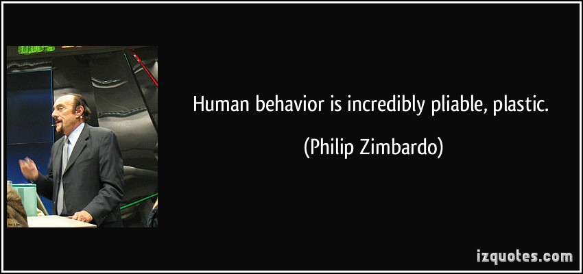 Philip Zimbardo's quote #2
