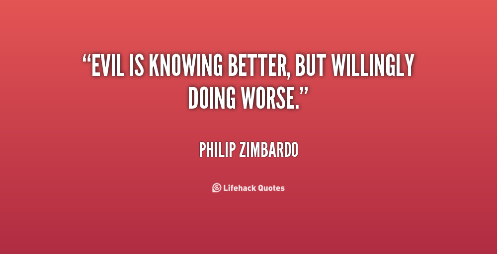 Philip Zimbardo's quote #3