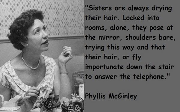 Phyllis McGinley's quote #1