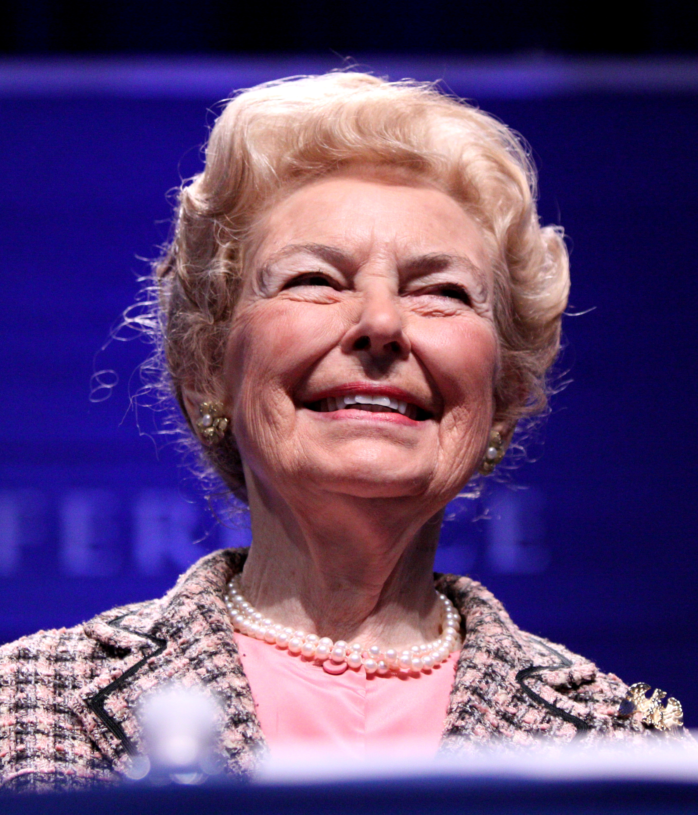 Phyllis Schlafly's quote #1