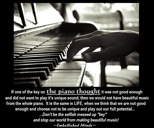 Piano quote #7