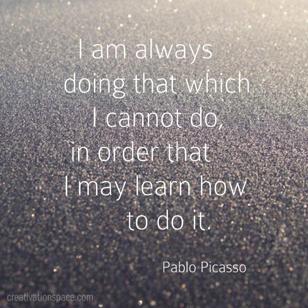 Picasso quote #2
