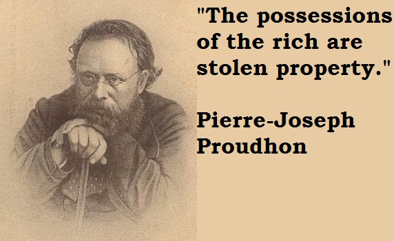 Pierre-Joseph Proudhon's quote #1