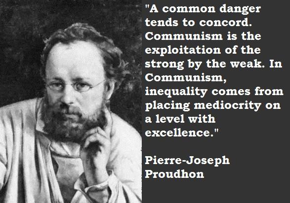 Pierre-Joseph Proudhon's quote #2