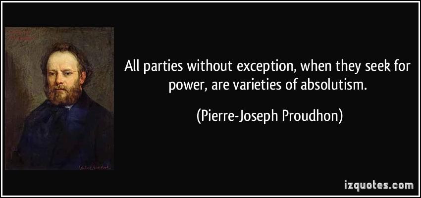 Pierre-Joseph Proudhon's quote #3