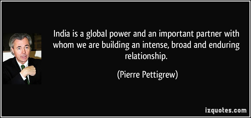 Pierre Pettigrew's quote #1