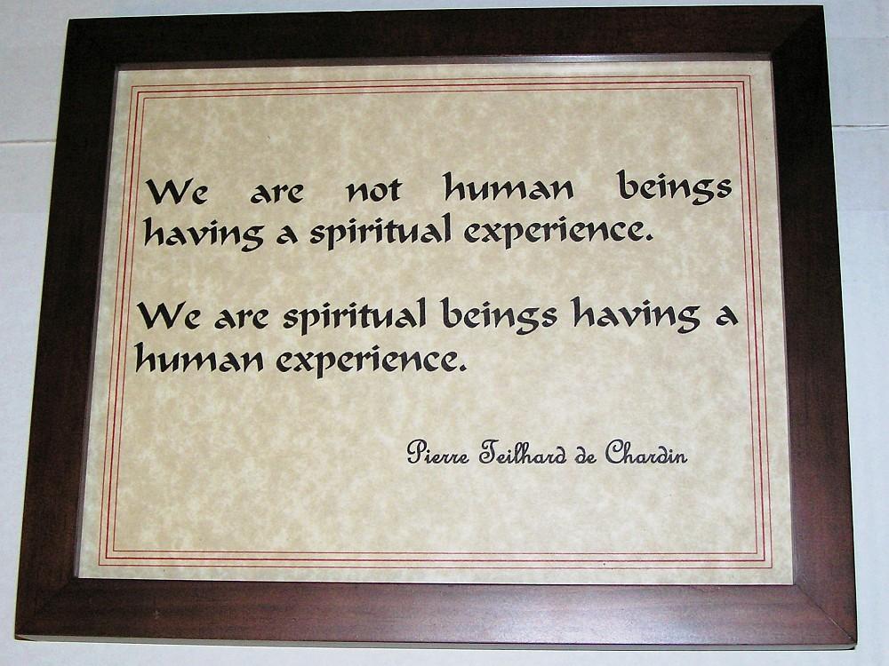 Pierre Teilhard de Chardin's quote #3