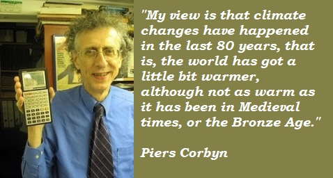 Piers Corbyn's quote #3
