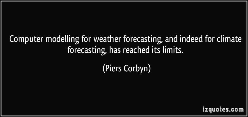 Piers Corbyn's quote #4