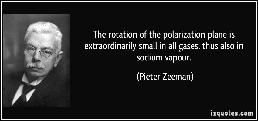Pieter Zeeman's quote #3