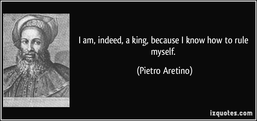 Pietro Aretino's quote #5