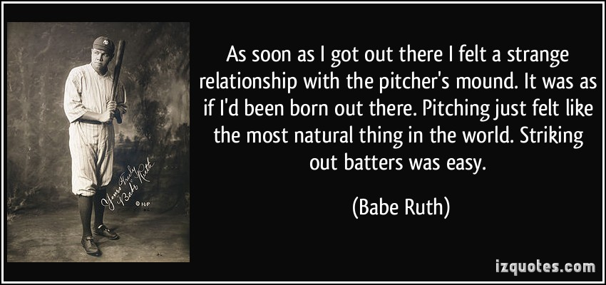 Pitcher quote #4