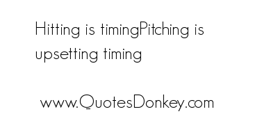 Pitching quote #7